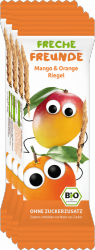 Erdbar Bio 4x Batonik Mango Pomarańcze Zboża 1r