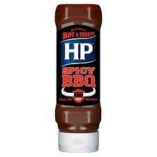 Heinz HP BBQ Sauce Spicy Sos Ostry Do Grilla Mięsa