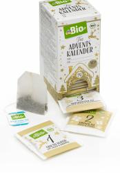 Bio Kalendarz Adwentowy z Herbatkami Ekologicznymi 24szt