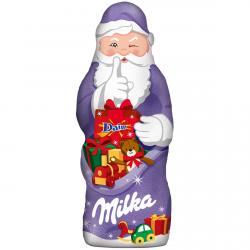 Milka Mikołaj Święta Choinkę Karmelki Daim 50g