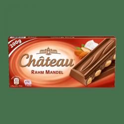 Chateau Rahm Mandel czekolada śmietankowa z migdałami 200g