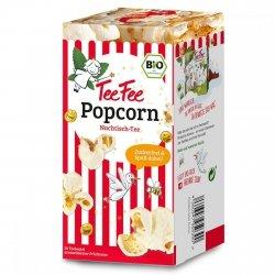 TeeFee BIO Herbatka Deserowa o smaku Popcorna Wegańska