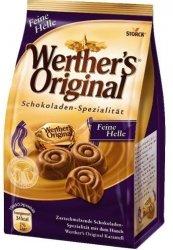 Werther's Cukierki Gorzka Czekolada Karmel De