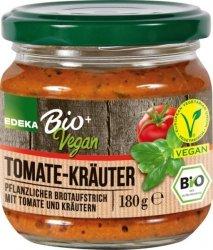 Edeka Bio Wegańska pasta pasztet Pomidorowo Ziołowy DE