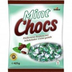 Storck Mint Chock Miętusy Z Czekoladowym Nadzieniem