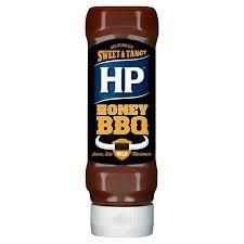Heinz HP BBQ Sos Miodowy Do Grilla Mięsa