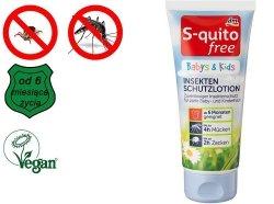 S-quito Balsam dla Dzieci na Komary Kleszcze 6+