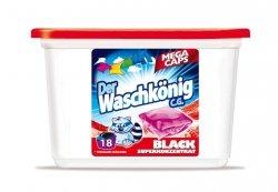 Waschbar Kapsułki do prania ubrań czarnego 18 DE