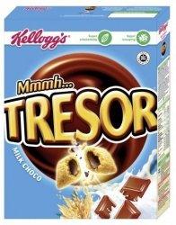 Kellogg's Tresor Poduszeczki Milk Choko Do Mleka 375