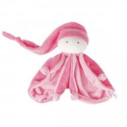 Difrax Przytulanka Różowy Pajacyk 50cm 0 +