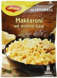 Maggi Gotowe Danie Makaron 3 Sery 2porcje 9 min