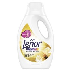 Lenor żel do prania kolorowych Goldene Orchidee 18p 990ml
