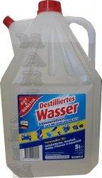 Woda destylowana 5 L norma DIN 43530 VDE 0510