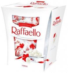 Ferrero Raffaello Pralinki z migdałem i kremem 230g