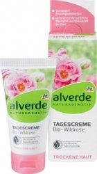 Alverde Naturalny Bio Krem Z Dzikiej Róży Wegan