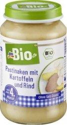 Bio Pasternak Ziemniaki Wołowina 4m 190g
