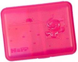 Hipp Pojemnik Pudełko Box Spacer Śniadanie Róż NEW