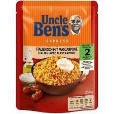Uncle Bens gotowe Włoskie Pomidory Mascarpone