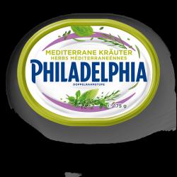 Philadelphia Serek z śródziemnomorskimi ziołami Śmietankowy 175g