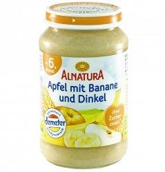 Alnatura Demeter Jabłko Banan Orkisz 6m 190g