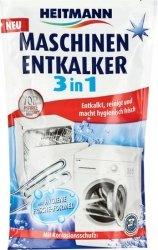Heitmann Odkamieniacz do pralek i zmywarek 3w1 DE