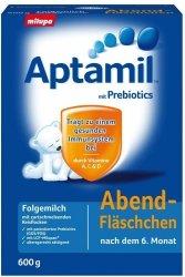 Aptamil Prebiotics mleko na sen po 6 miesiącu  600g