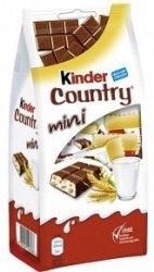 Ferrero Kinder Country Mini Batoniki 5 Zbóż DE