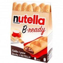 Nutella Ferrero B-Ready Batoniki Krem Czekoladowy