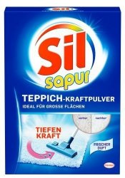 Sil Henkel Proszek do dywanów tapicerki DE