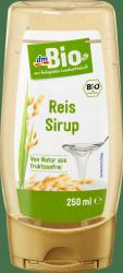 BIO Syrop Ryżowy Jasny bez Fruktozy 350g EKO Wegański
