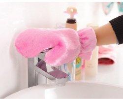 Nieprzemakalna Rękawiczka do czyszczenia garnków Różowa