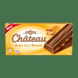 Chateau Honig Salz Mandel Śmietankowa czekolada Miod Sól