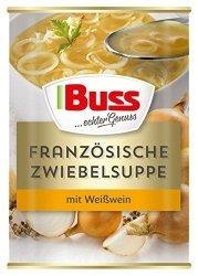 Buss Francuzka Zupa Cebulowa Z Białym Winem 400ml