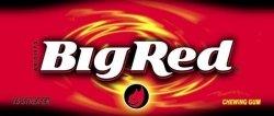 Wrigley's Big Red Guma Do Żucia cynamonowa 15 szt