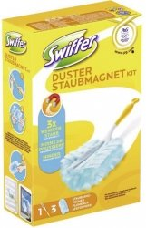 Swiffer Zapas Wkład + Miotełk widelec do kurzu 1+3