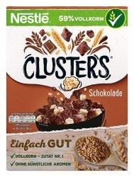 Nestle Clusters Czekoladowe Płatki Z Migdałami Do Mleka 375g