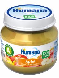 Humana BIO Przecier Owocowy Jabłko 100%