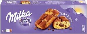 Milka Cake Choc ciasteczka biszkoptowe z czekoladą 175g