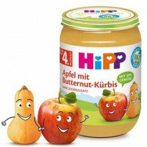HIPP BIO Deserek Dynia Piżmowa z Jabłkami  190g 4m