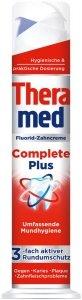 Theramed Complete Plus pasta do zębów z Krzemionką DE