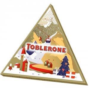 Toblerone Kalendarz Adwentowy 4 smaki 200g