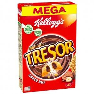 Kellogg's Tresor Poduszeczki Choko Nougat Do Mleka 660