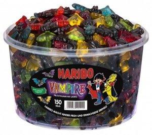 Haribo Vampire Owocowa Lukrecja 150szt 1200g