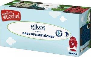Chusteczki kosmetyczne dla dziecka 100 szt 4 warstwy