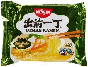 Demae Ramen Japoński Makaron Zupa Kurczak 100g