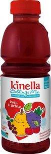 Kinella 48% Sok owoców Czerwonych Woda Mineralna 4m 700ml