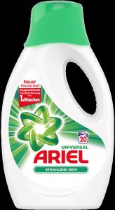 Ariel Uniwersalny żel do prania ubrań 20p 1,1l