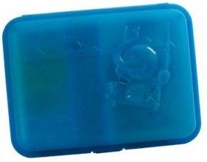 Hipp Pojemnik Pudełko Box Spacer Śniadanie Niebieski NEW