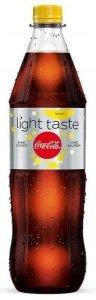 Coca Cola Light Taste Lemon Bez Cukru Bez Kofeiny 1L