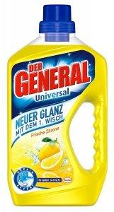 Der General Cytrynowy płyn do podłóg kafelków 750ml